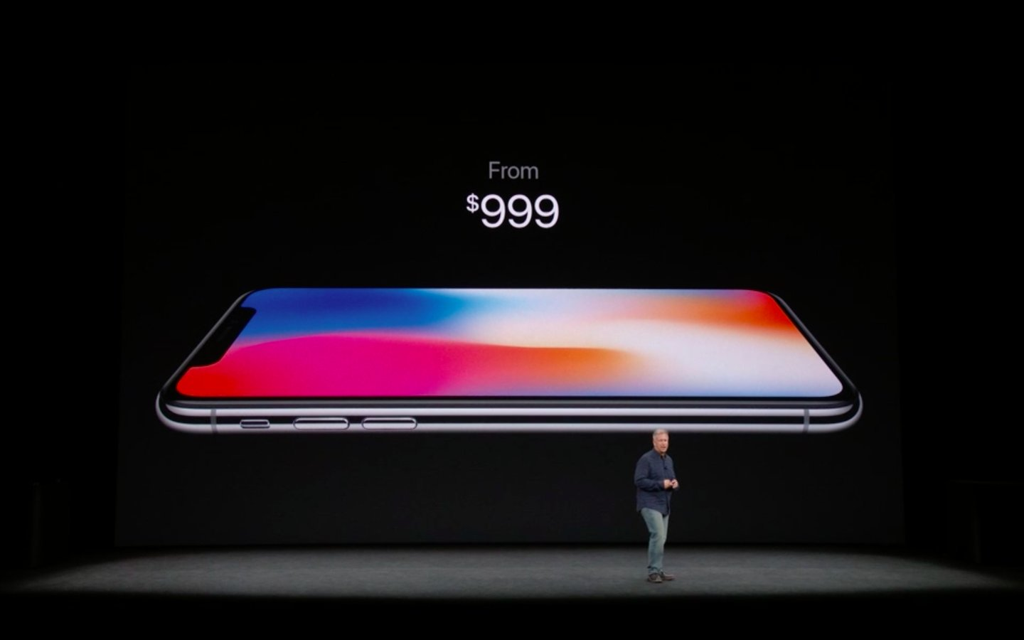 iPhone X rundown: https://t.co/XeyDLs8Nb1 ✅ $999 ✅ Preorders Oct. 27 ✅ Available Nov. 3 #AppleEvent https://t.co/bDo4V6CFYK