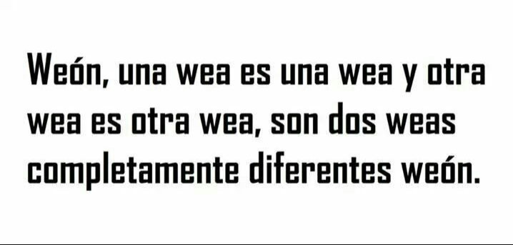 RT @GiiseY: #ALoChilenoTeDigo cachay o no cachay weón 👇👇 https://t.co/5hoBh1P74Z