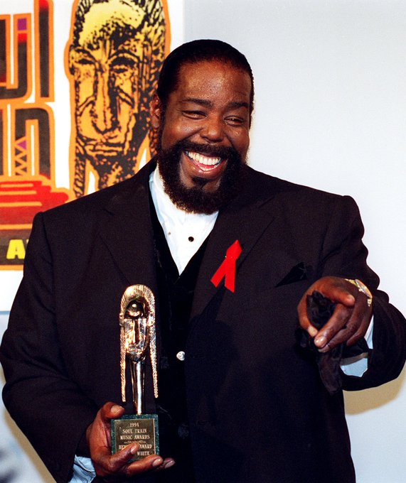 Happy Birthday to THE MAESTRO, Barry White!