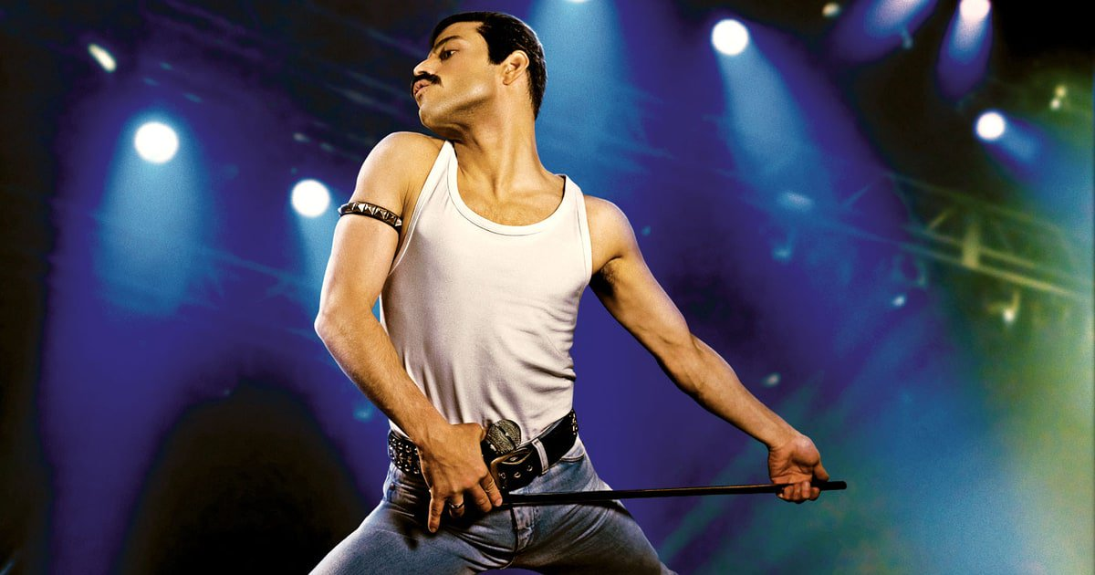 See Rami Malek as Freddie Mercury recreate Queen's Live Aid performance for a new biopic https://t.co/Eg3E2gBKLP https://t.co/nozZQe7zHB
