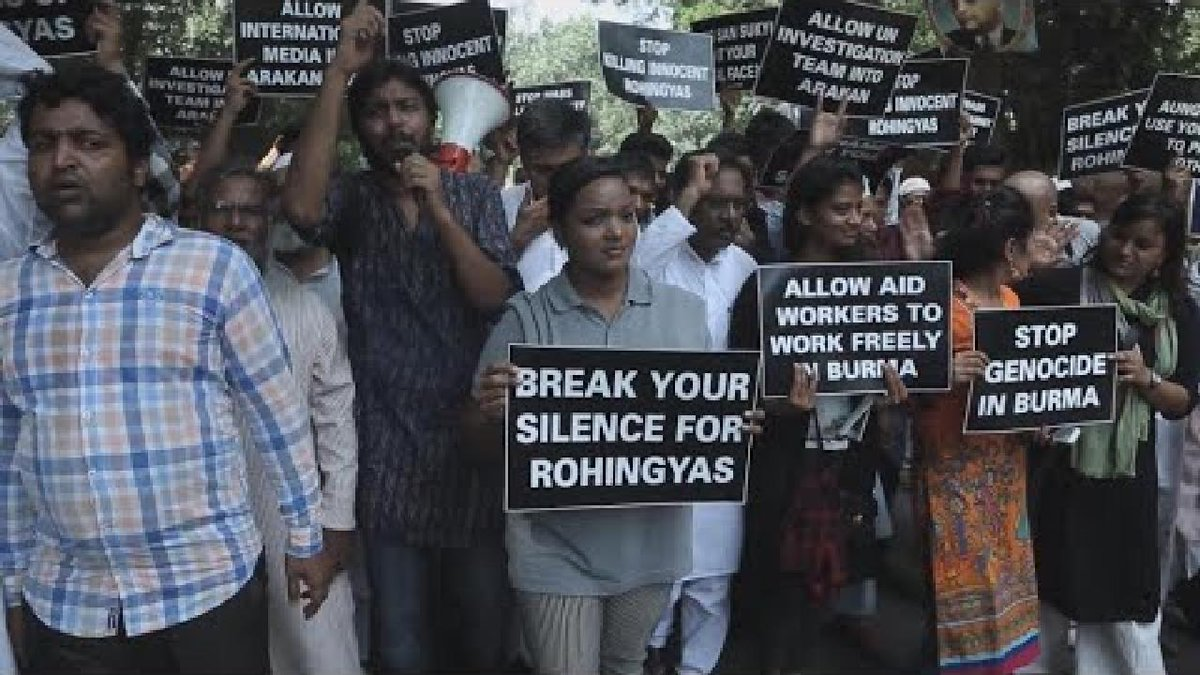 ?? India threatens to deport undocumented Rohingyas