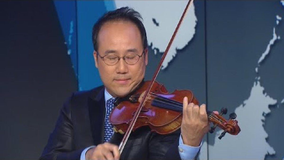 ?? Korean violinist Hyung Joon Won on building harmony through music