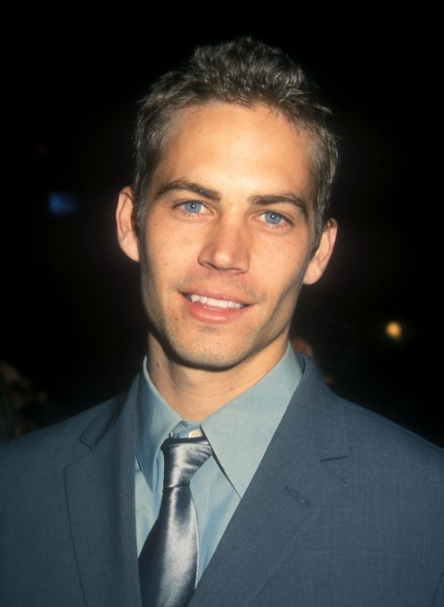 Happy birthday, Paul Walker.   We miss you