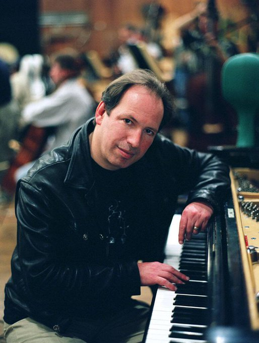 Happy 60 Birthday to the Academy Oscar Winner and the best film score composer ever HANS ZIMMER