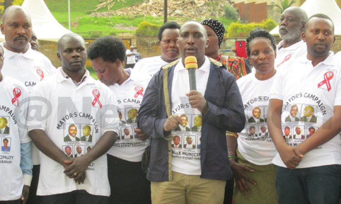 Kabale launches HIV testing campaign