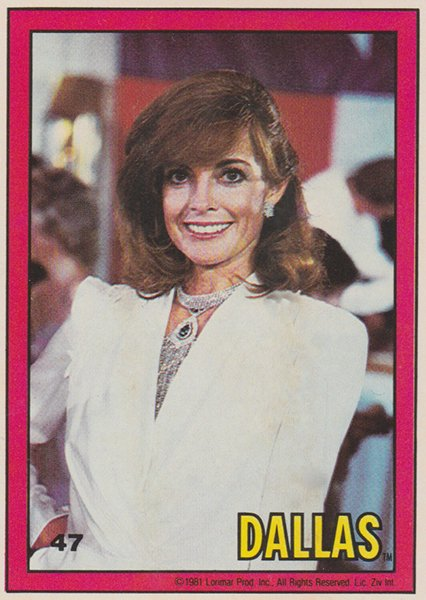"Happy birthday to aka ""Sue Ellen\""!"