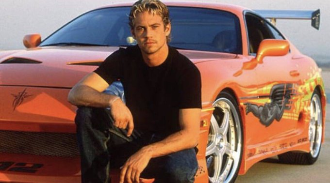 Happy birthday Paul Walker. You\re forever missed