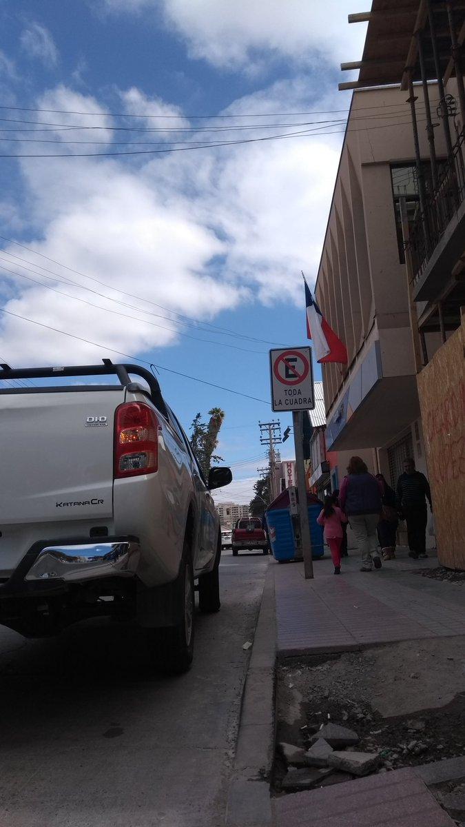 #UnaExcusaRepetidaEs No había donde estacionar #copiapo #atacama https://t.co/7fEHP1gfYY