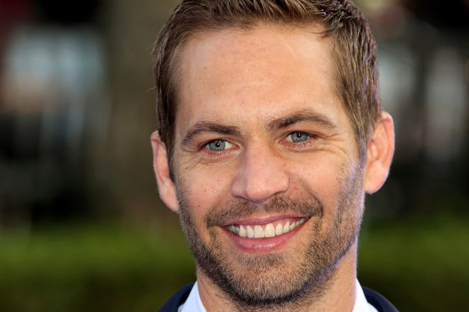 Happy birthday paul walker rip