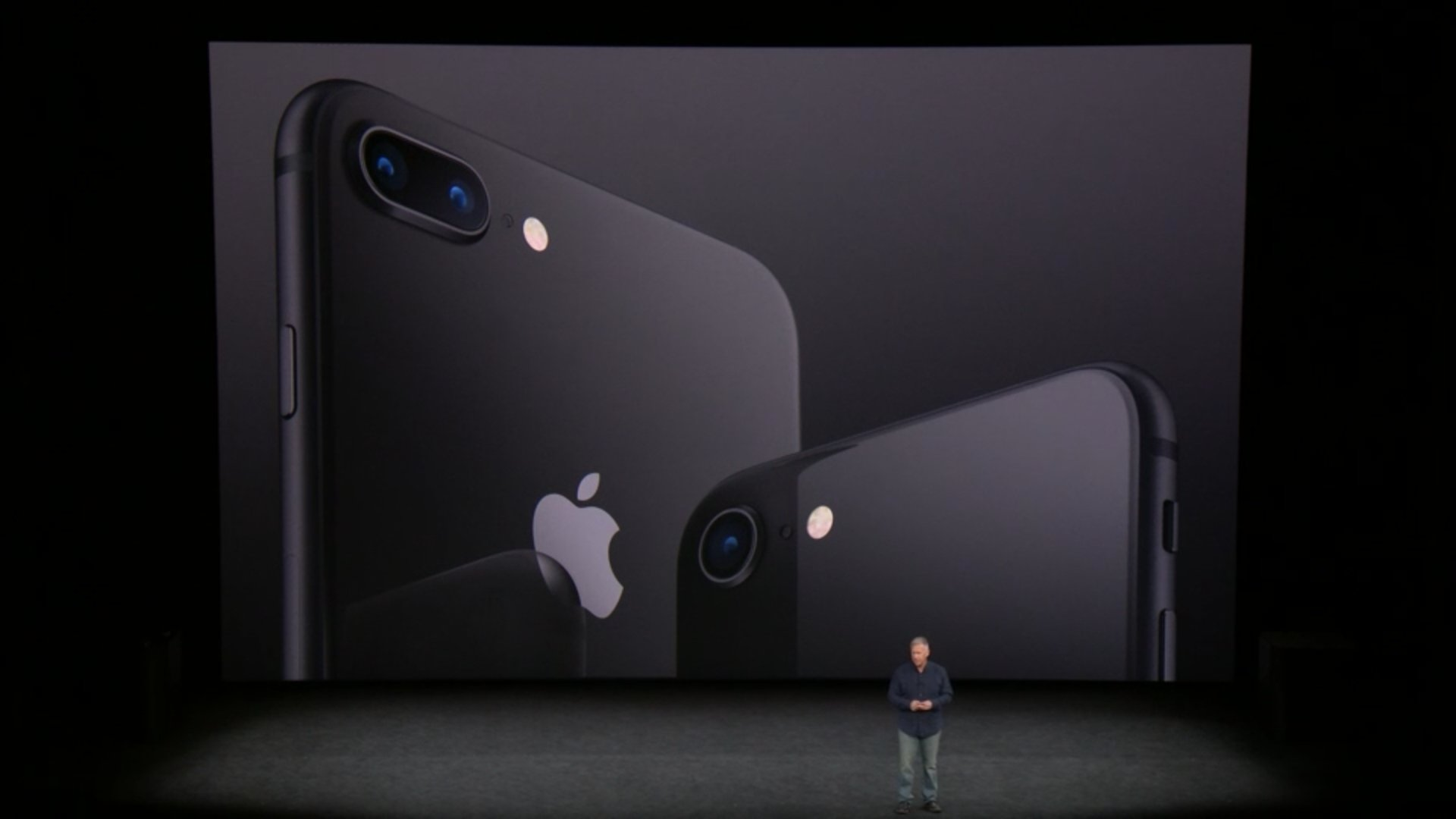 JUST IN: Apple introduces the newest iPhone: the iPhone 8. #AppleEvent https://t.co/9Sm49M5kOQ