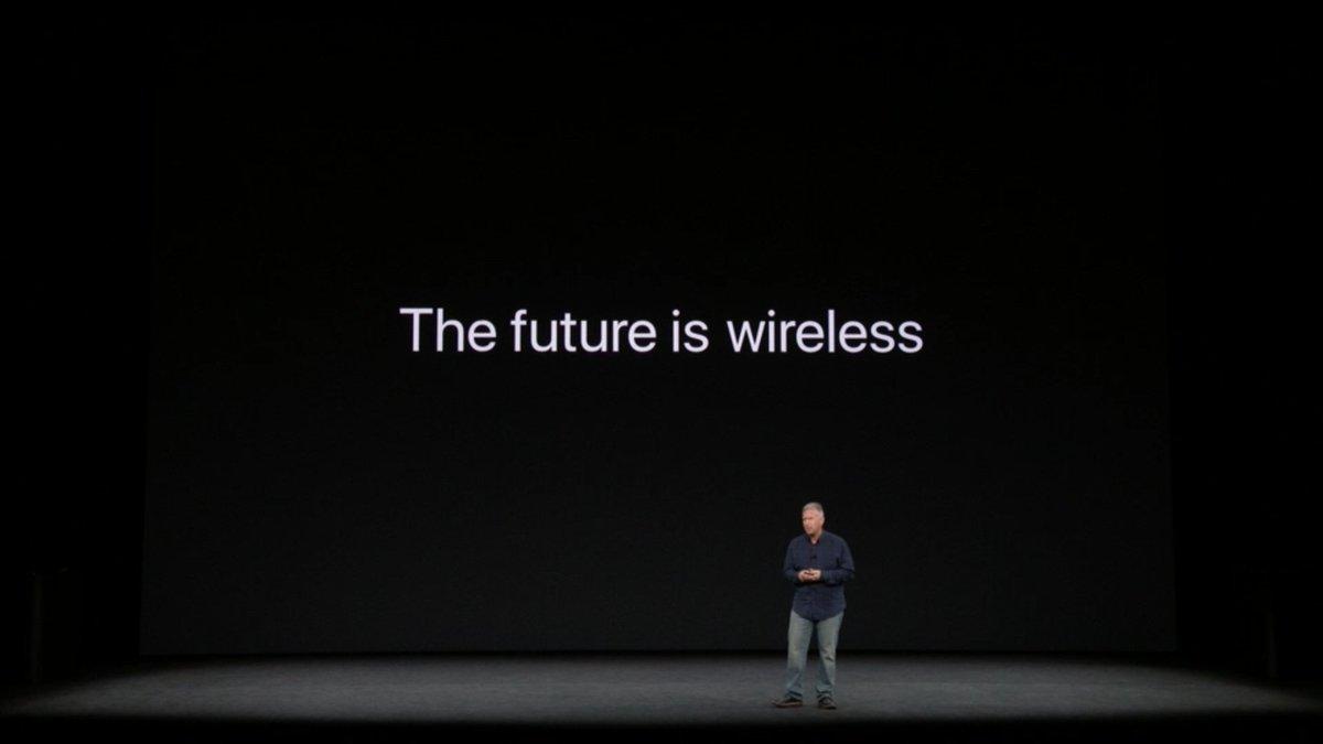 RT @hdmanzanas: #iPhone8Plus #iPhone8 tendrán carga inalámbrica #AppleEvent https://t.co/tBgMFKhPeF