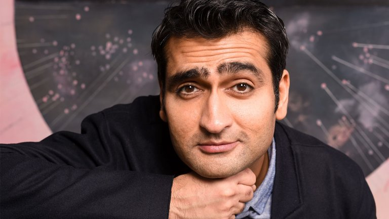 'Awards Chatter' podcast — @kumailn ('The Big Sick' & 'Silicon Valley')