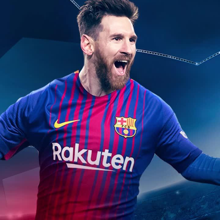 RT @FCBarcelona: ⚽️ GOOOOAAAAAL!!! Leo Messi put Barça ahead! #ForçaBarça #BarçaJuve https://t.co/bXwaQrorYs