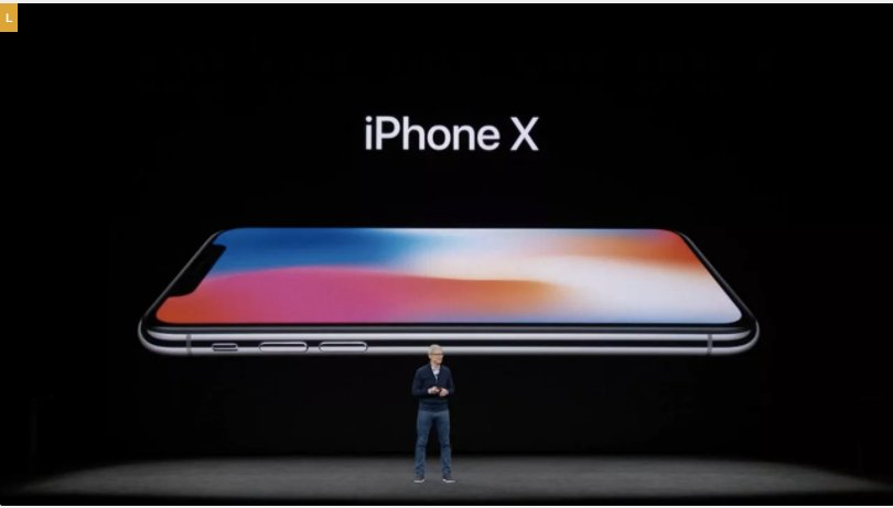 Apple ditches the home button on iPhone X https://t.co/N9o68WUExe #AppleEvent https://t.co/yLI6wMTCie