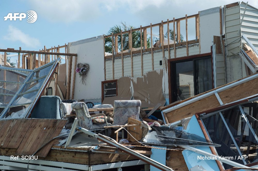 Hurricane Irma exacts heavy toll on Florida's mobile homes