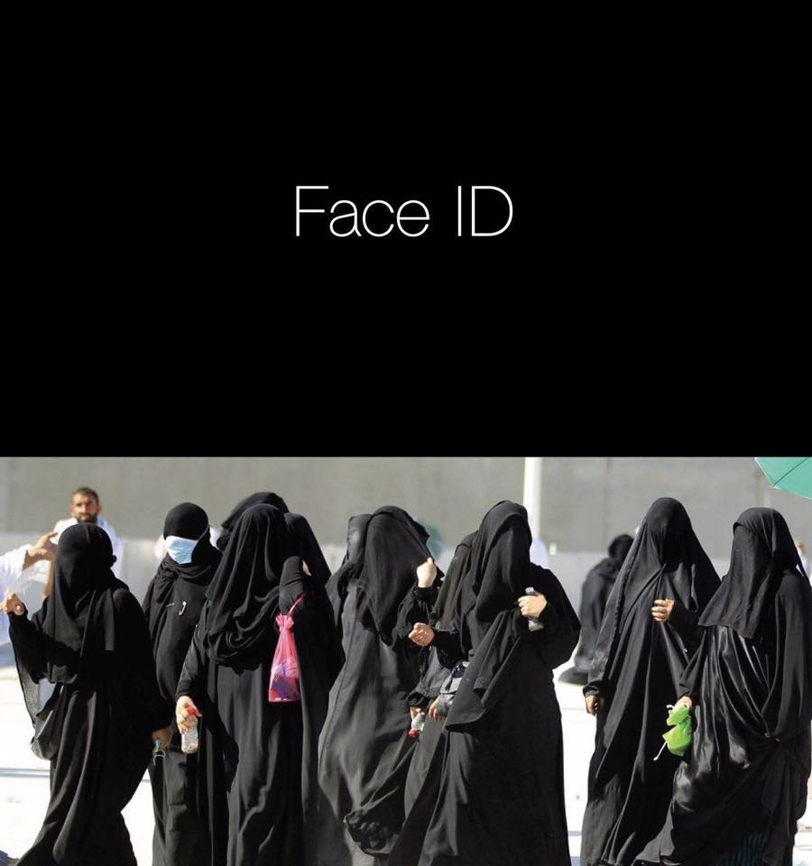 #FaceID
