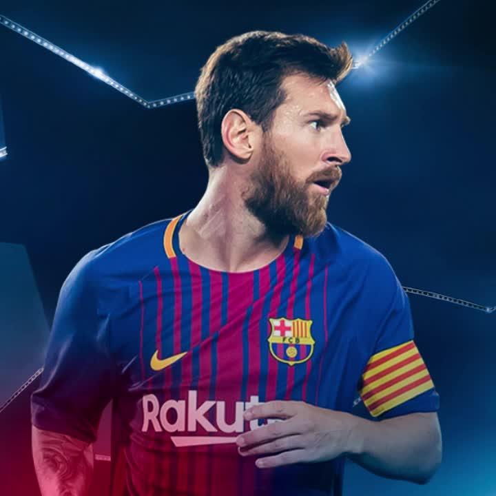 RT @FCBarcelona: ⚽️⚽️⚽️ GOOOAAAALLLLL! Leo Messi adds his second and Barça's third! #BarçaJuve #ForçaBarça https://t.co/IlpVBptoBZ