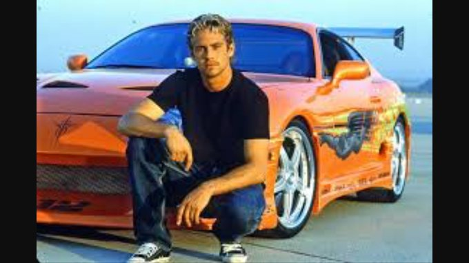 Happy birthday, Paul Walker, great dude.