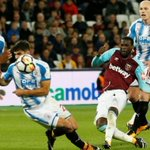 West Ham beats Huddersfield for first EPL win