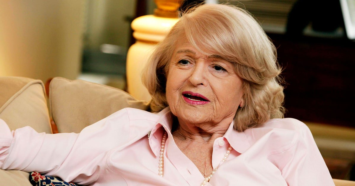 Edith Windsor, same-sex marriage activist, has died at age 88 https://t.co/0MxlfiESSQ https://t.co/uLxQCyZiZu