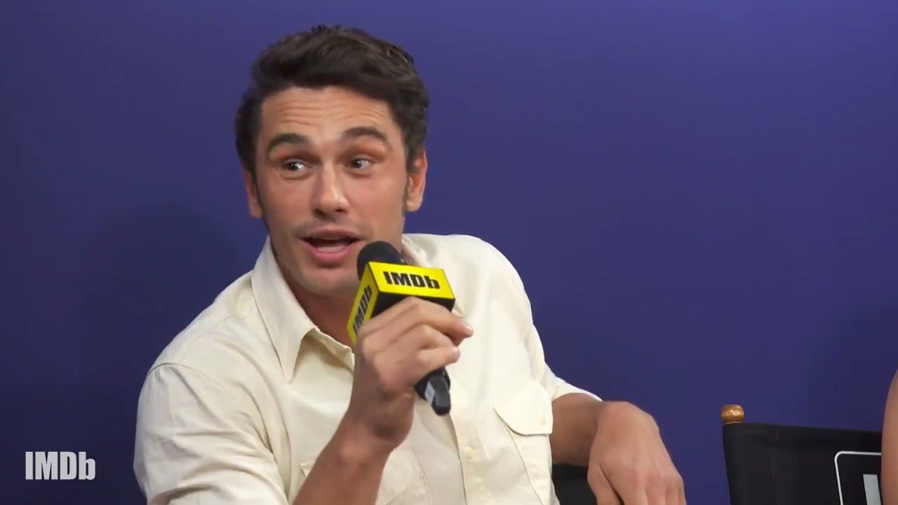 The cast of @DisasterArtist compare their scary, awkward, and horrible first on-screen kisses. �� https://t.co/Vcw5F4PPar