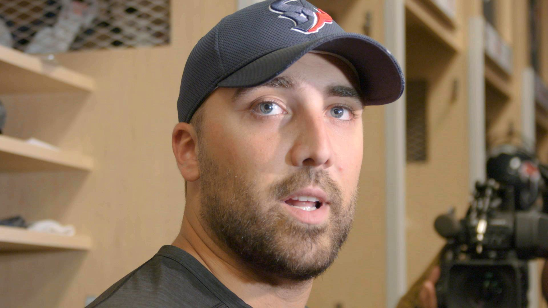 'The most important thing to me is to win.'  Hear from QB Tom Savage.  ��: https://t.co/kpXkZvGMSP https://t.co/Pjlm2Y5QbH