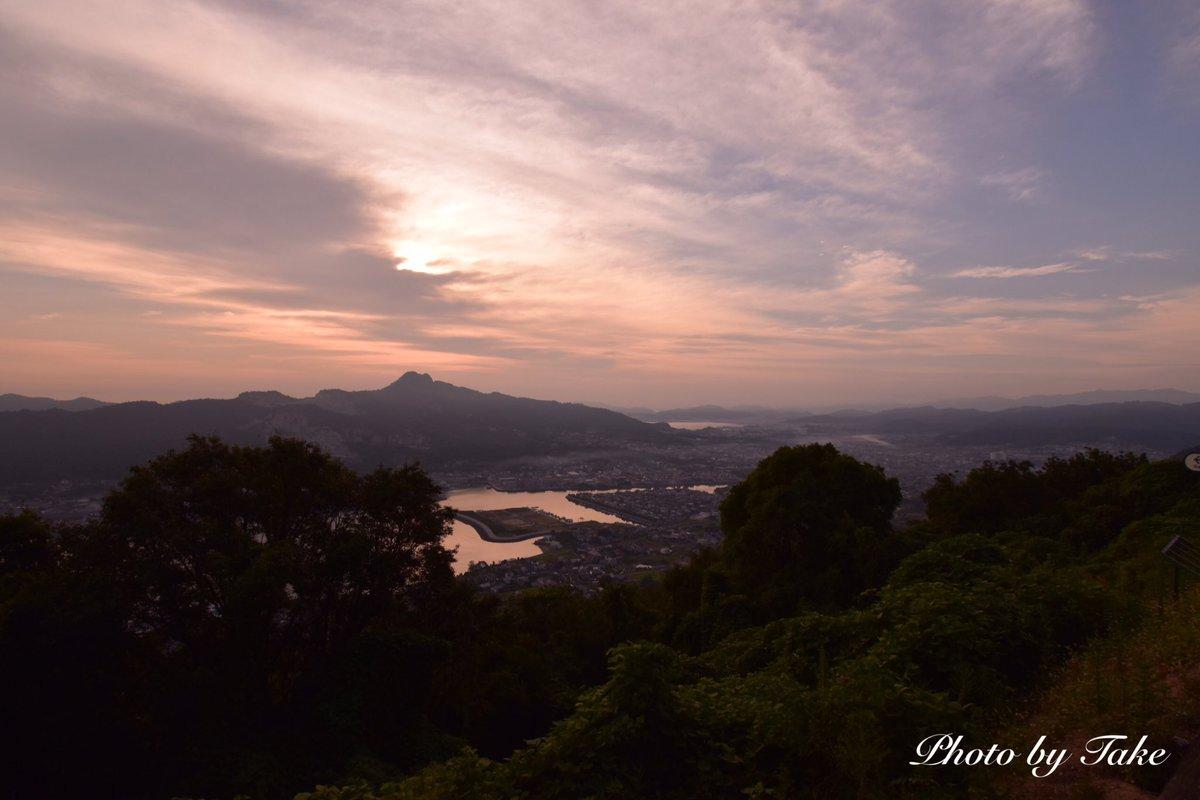 「五剣山」#五剣山 #うどんの国 #写真好きな人と繋がりたい #ファインダー越しの私の世界 #カメラ #カコソラ インス