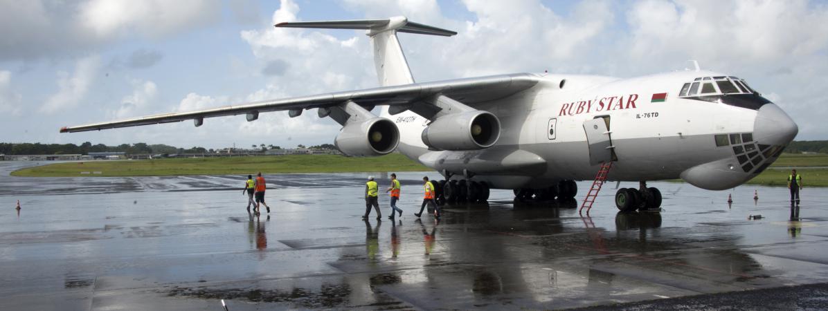 Irma : réouverture de l'aéroport de Saint-Barthélemy, reprise des vols commerciaux mercredi