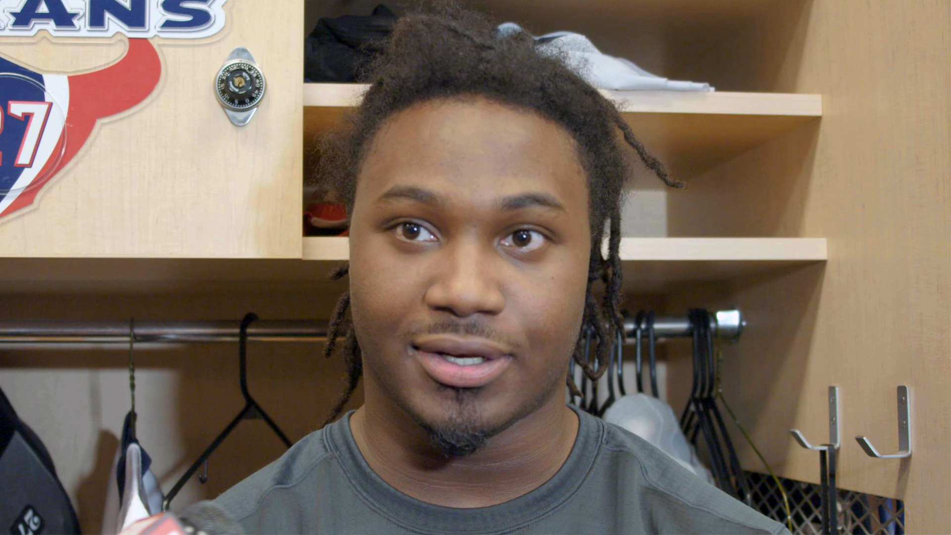 #Texans RB D'Onta Foreman is looking forward to an increased role on Thursday night.  ��: https://t.co/kCG87GHnp3 https://t.co/4TuW7FPPHX