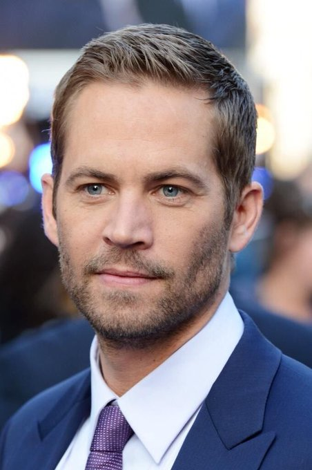 Happy 44th Birthday Paul Walker. You are truly missed.