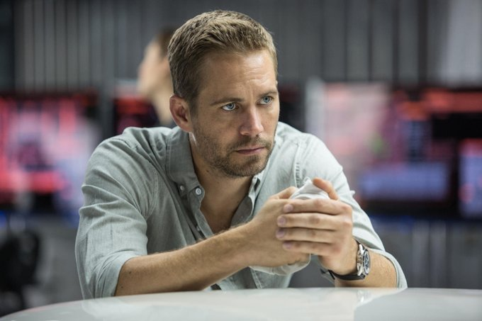 Happy Birthday to the late Paul Walker!!!