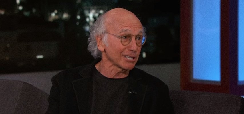 Watch Larry David discuss his mutual hatred of people and animals on #Kimmel https://t.co/t6U7mRn058 https://t.co/fIxefb09LG