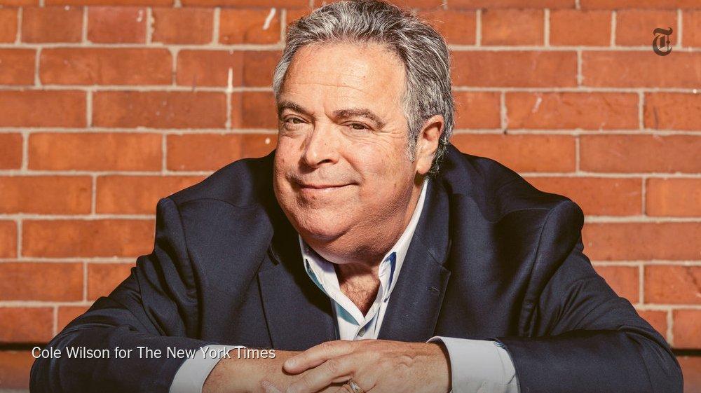 Meet the last of New York's glad-handing restaurateurs https://t.co/4NOpKBWo20 https://t.co/0E0KU7kYa5
