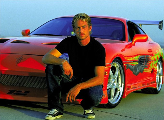 Happy bday to the man who started it all fast cars and hot girls  Rip Paul Walker