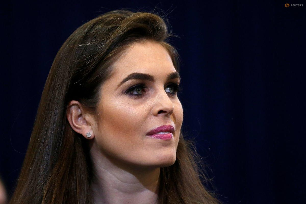 Here's how Hope Hicks has outlasted most other Trump aides in a tumultuous White House https://t.co/mJwV1X4mFe https://t.co/HvR6YED3fc