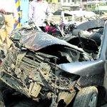 Mumbai-Nashik Highway: Four dead as car collides withbus