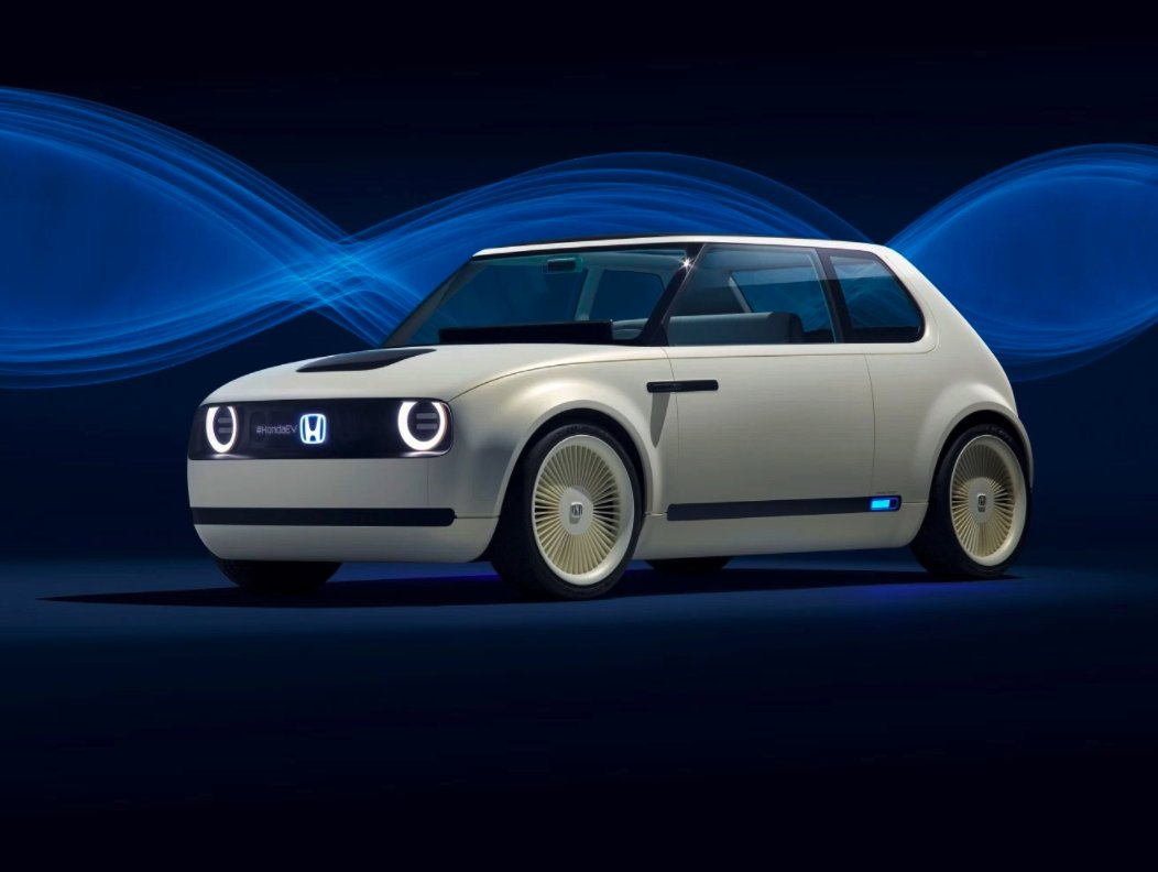 Honda's picture-perfect Urban EV concept car aims for 2019 production https://t.co/XtU2XhLvy3 https://t.co/rhqTJESpM1