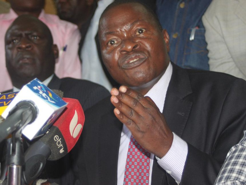 Don't push to postpone exams, Misori tells leaders
