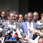 President Uhuru Kenyatta has conceded defeat