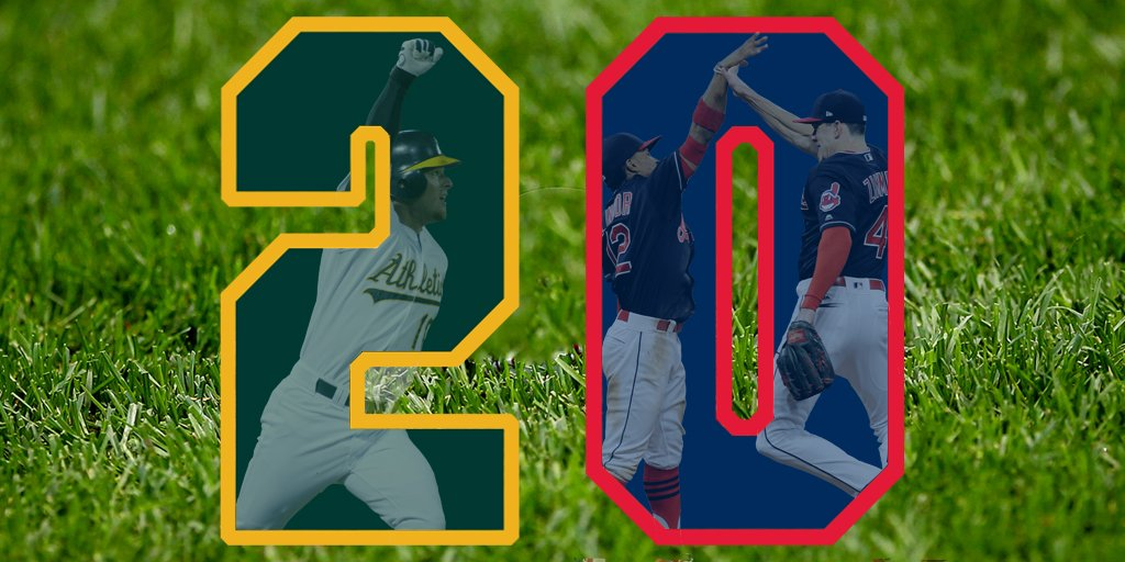 Crazy! Just plain crazy! Congratulations to the @Indians on joining the 20 Consecutive Club. #WINdians https://t.co/HwZlkI0wym
