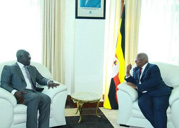 Museveni-Bashir relations are good, says outgoing Sudan envoy