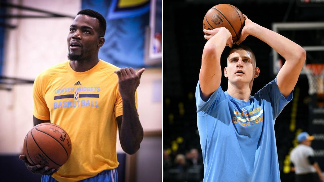 Former second-rounders become first priority in Denver Nuggets' revival  MORE: https://t.co/VVvxLvRGJc https://t.co/xlWVGokciX