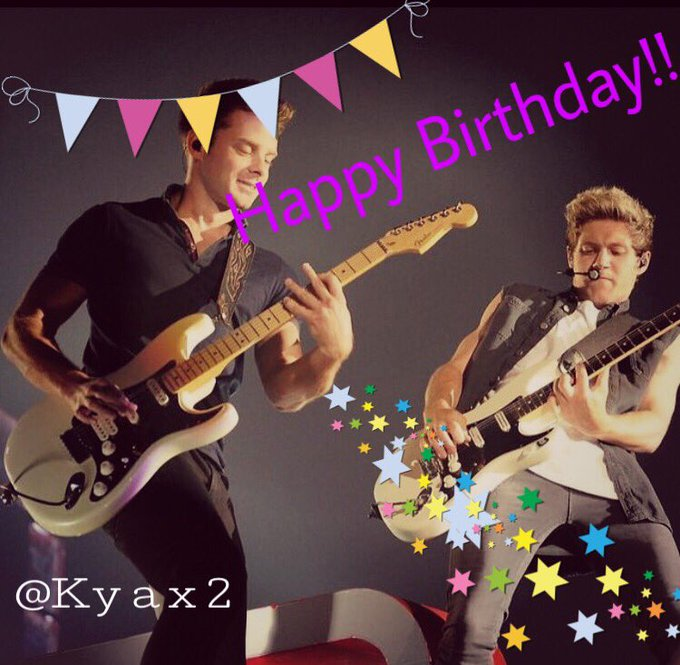 HAPPY BIRTHDAY!!  Really hope you\re having the greatest day ever here in Tokyo
