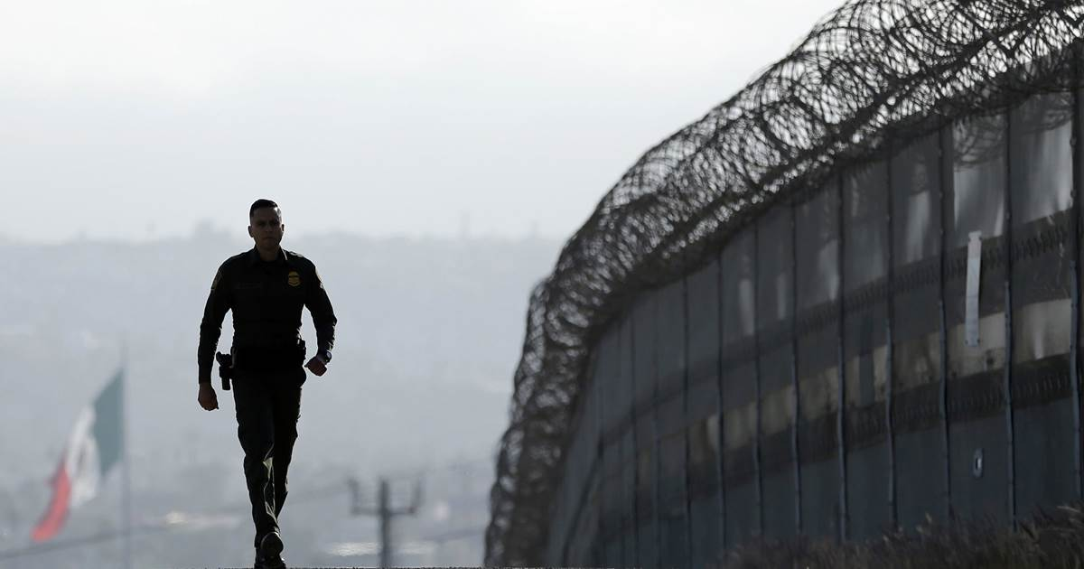 Trump administration waives environmental reviews for California border wall