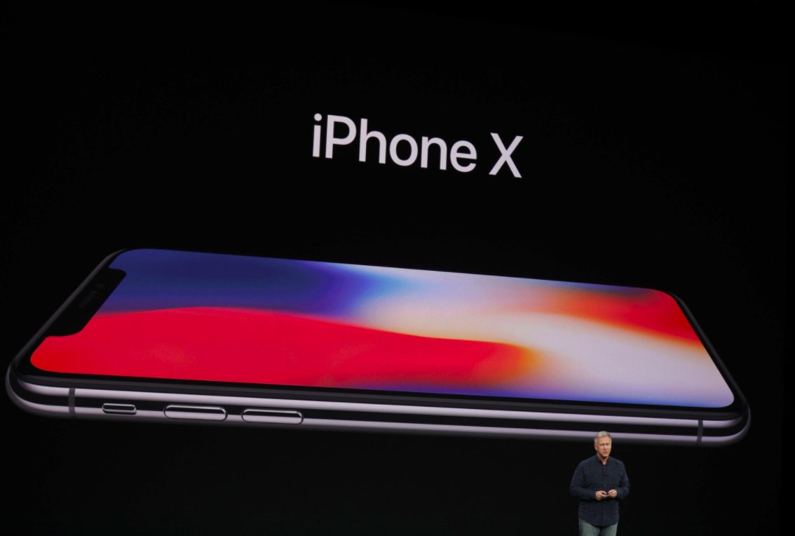 This is the iPhone X https://t.co/n6PudBbZvI #AppleEvent https://t.co/e7scbGcRuD