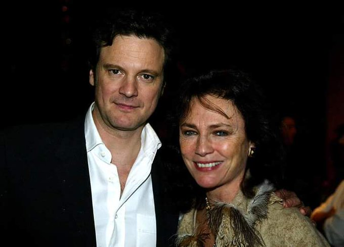 COLIN FIRTH ADDICTED HAPPY BIRTHDAY, JACQUELINE BISSET ^^