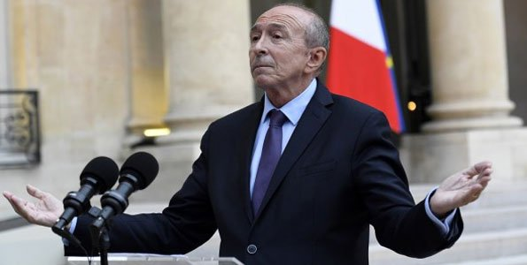 12 terror attacks foiled in France this year, minister says