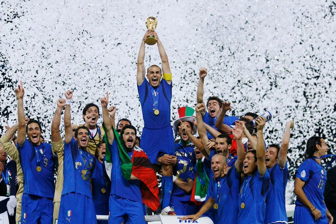 Happy Birthday Fabio Cannavaro