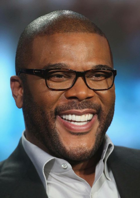 Happy birthday     to you, Tyler Perry. May God bless you many more years to come.
