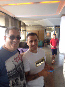 Happy 44th Birthday to former Italy Captain Fabio Cannavaro, have a great day my friend